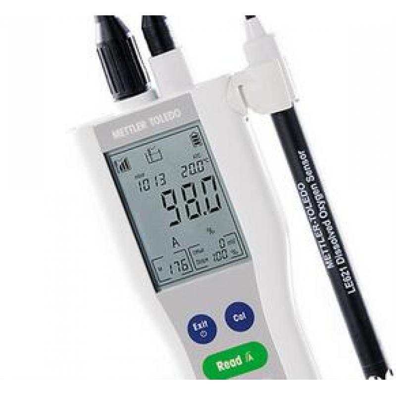 梅特勒便携式溶解氧测定仪F4-Standard
