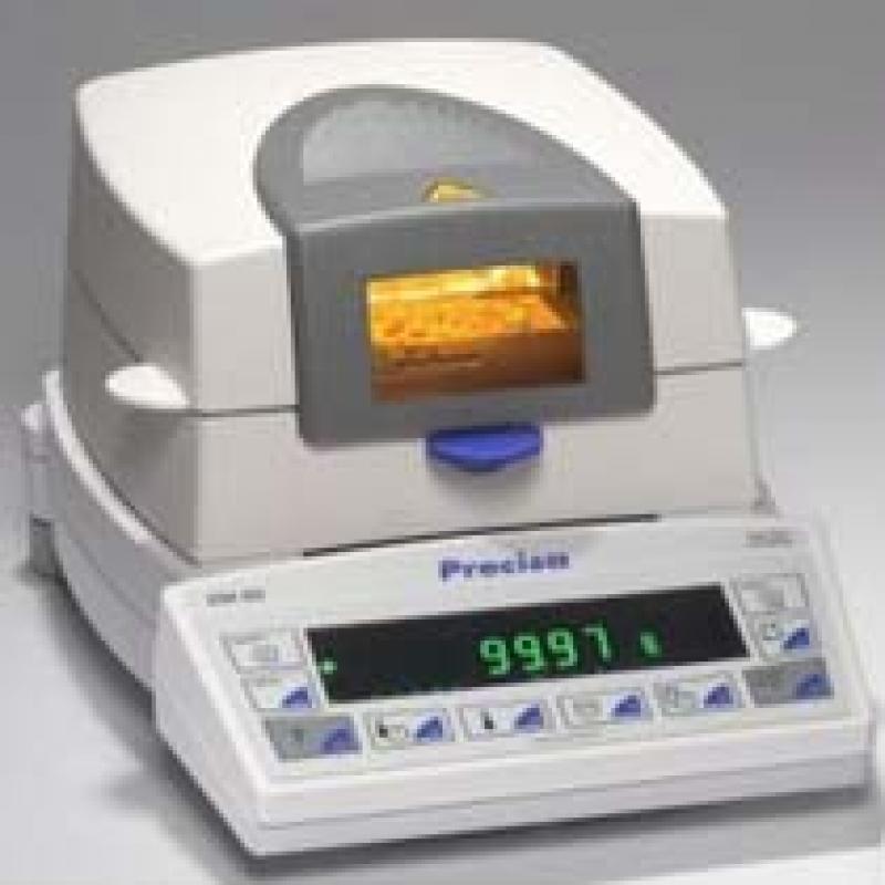 瑞士Precisa普利赛斯水份测试仪 XM60
