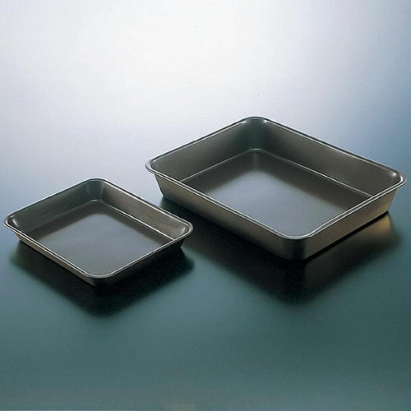 不锈钢盆/托盘氟树脂涂层托盘TRAY SUSフッ素樹脂コーティングバット