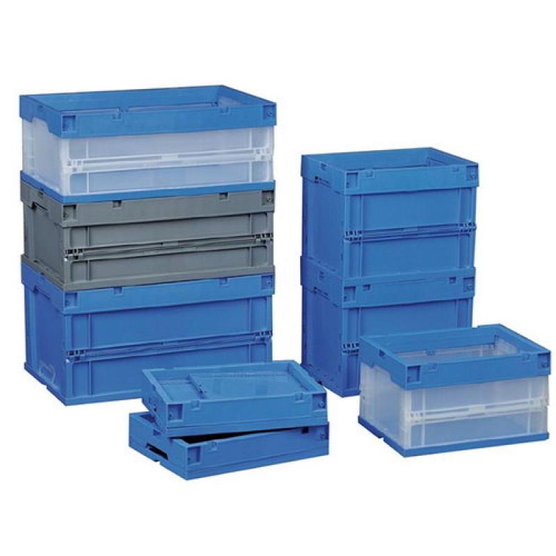 折叠周转箱经济型可折叠周转箱(欧州标准)CONTAINER PPコンテナー