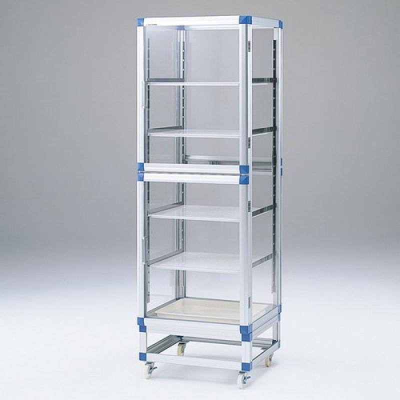 干燥剂式防潮箱防潮箱双面型(干燥剂式)DESICCATORスタンダードデシケーター両面タイプ