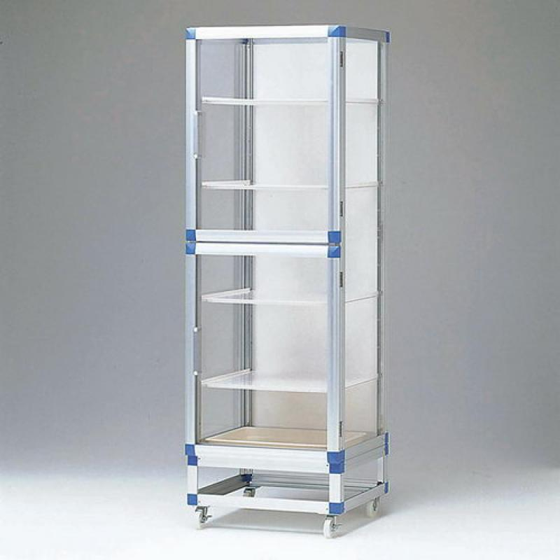 干燥剂式防潮箱大型防潮箱(干燥剂式)DESICCATORスタンダードデシケータージャンボ