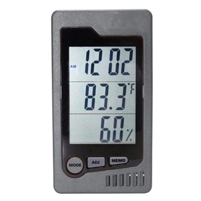 温湿度计经济型温湿度计(大屏幕式)THERMO-HYGROMETER温湿度計