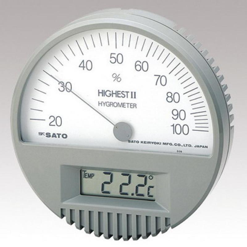 温湿度计精密温湿度计THERMO-HYGROMETER精密温