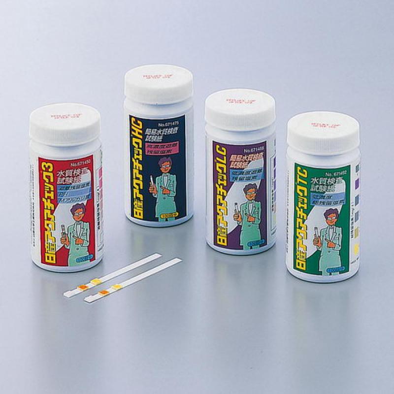 余氯计余氯试纸TEST PAPER残留塩素試験紙