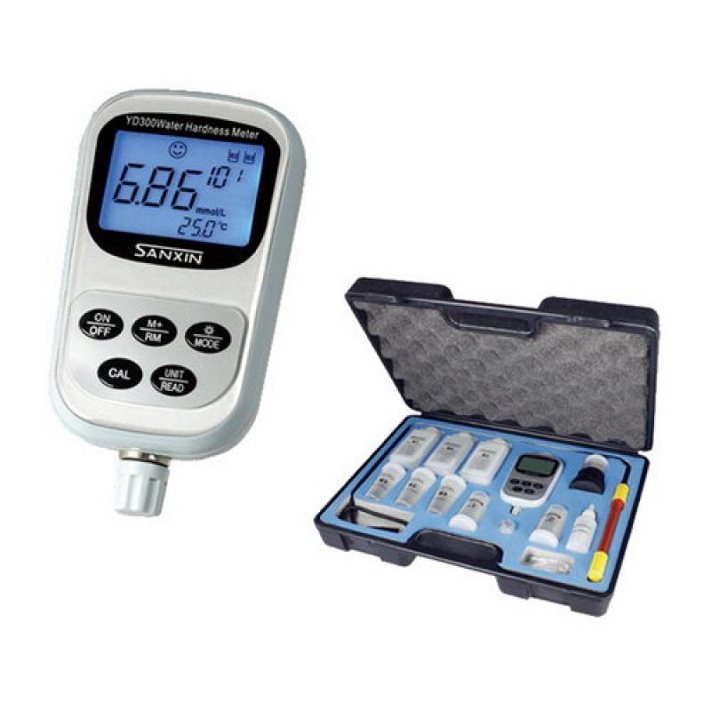 水质检查仪器用品防水型便携式水质硬度仪WATER HARDNESS METER水質硬度計