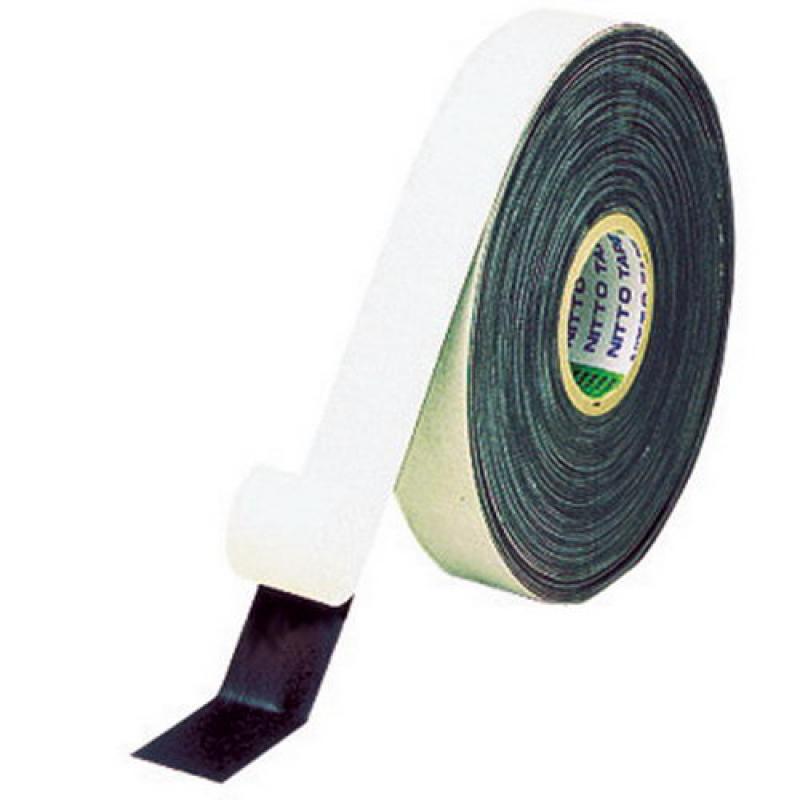 绝缘/导电胶带丁基自熔胶带(带分离器・日东电工)SELF MELTING TAPEブチル自己融着テープ