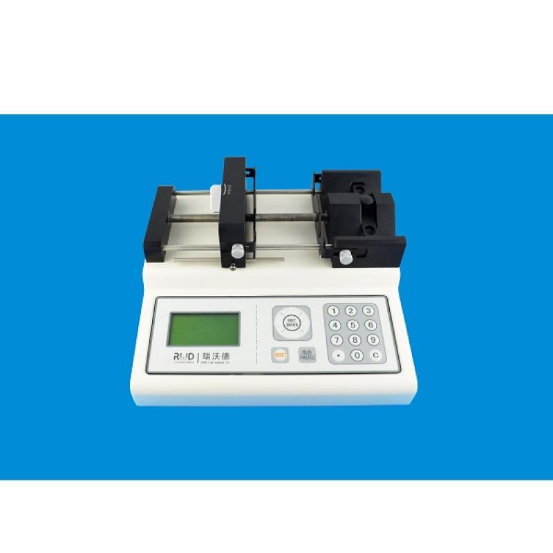 微量注射泵-双通道/推拉式(100-240V)