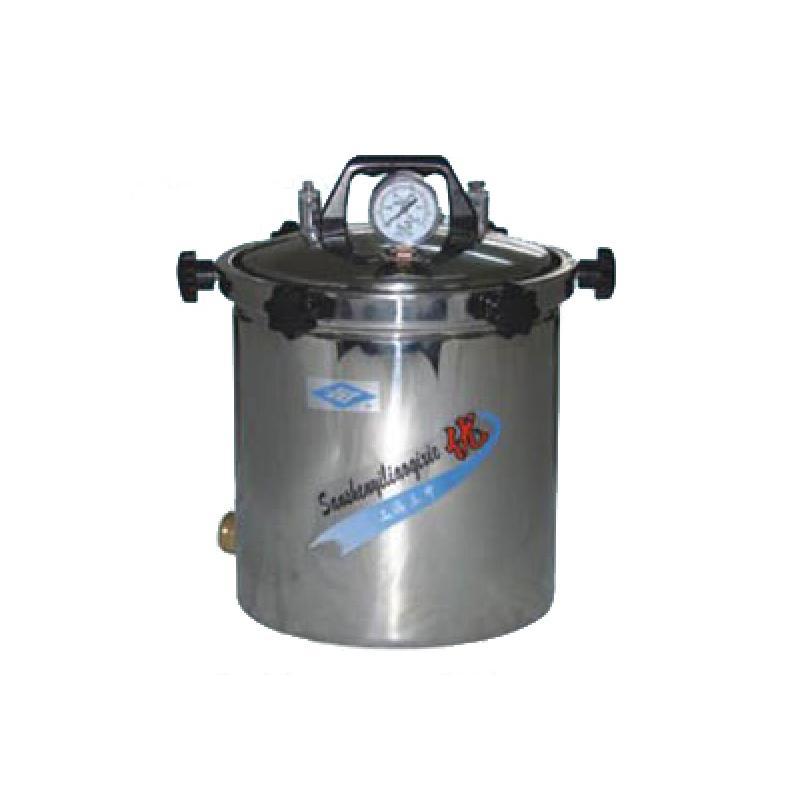 不锈钢蒸气灭菌器防干烧型