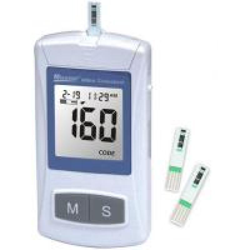 •总胆固醇分析仪