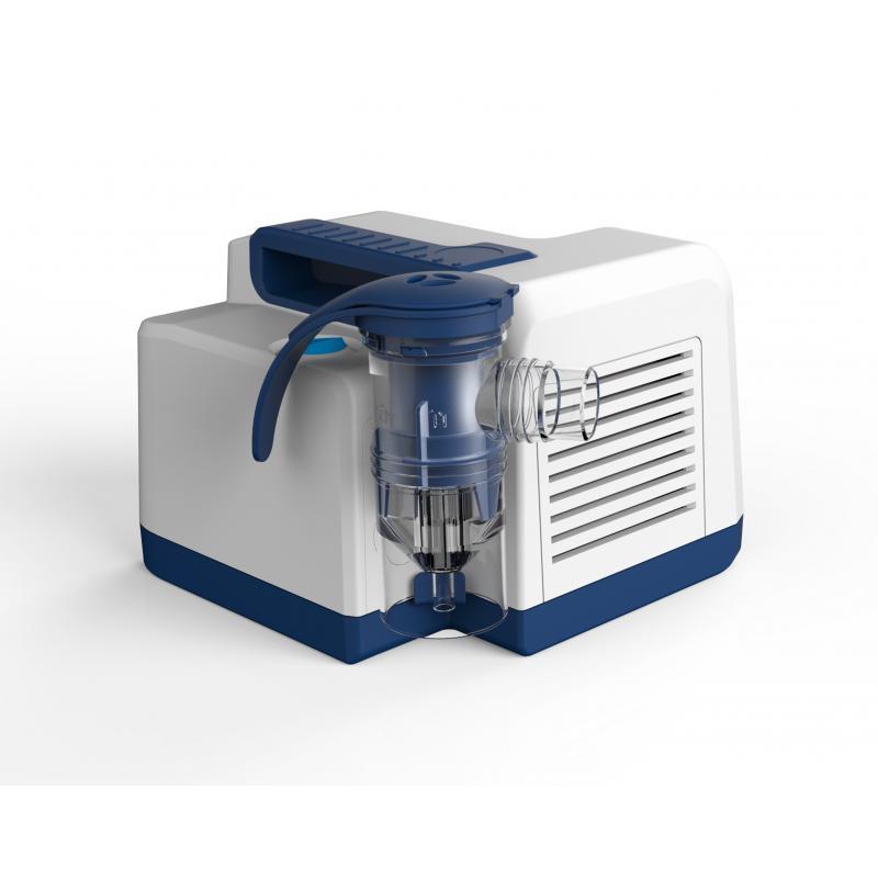 DAF-W3型便携静音式压缩是雾化器