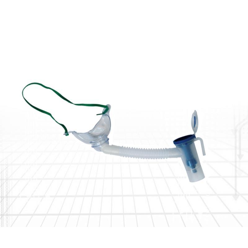 B08加盖气切面罩型+螺纹管