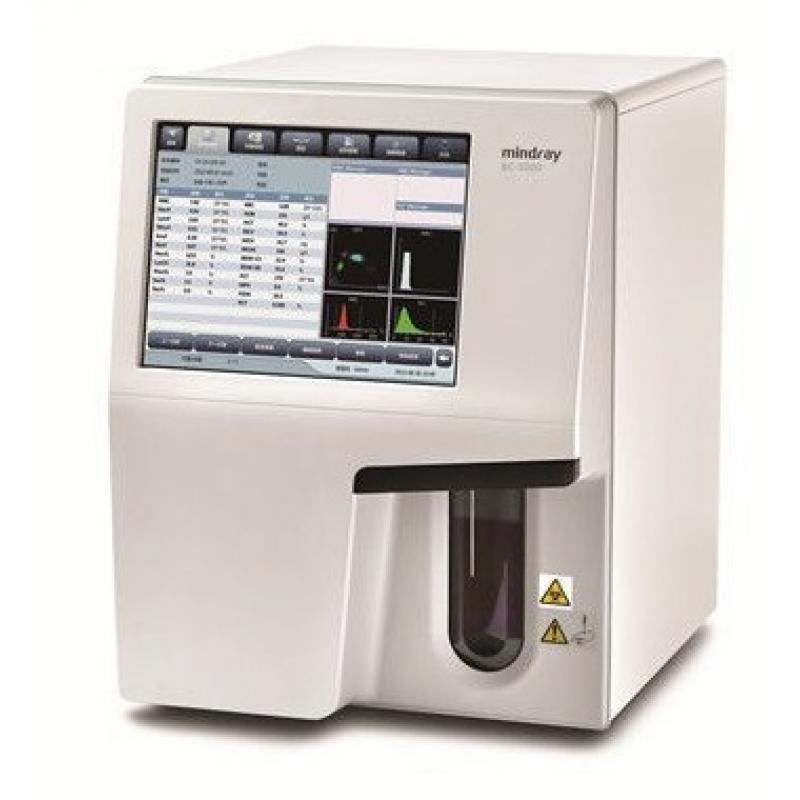 迈瑞BC-5000全自动五分类血液细胞分析仪