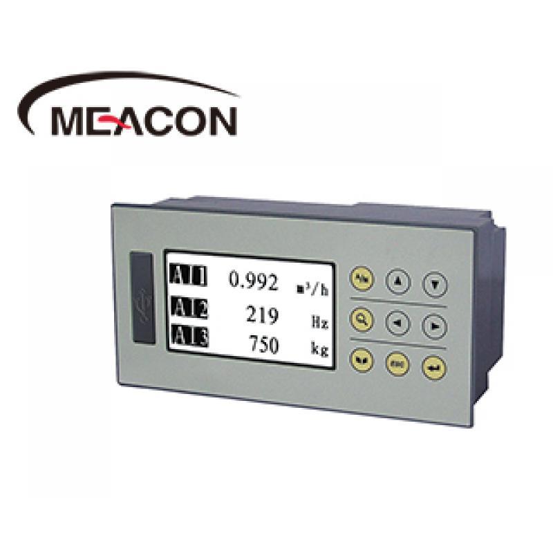 美控RX200A 1-3路 3英寸 白屏 无纸温度记录仪/3年质保