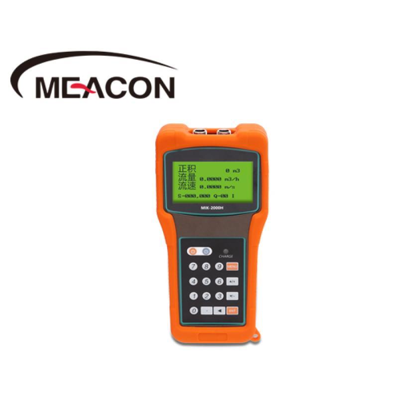 美控MIK-2000H型手持式/便携式超声波流量计