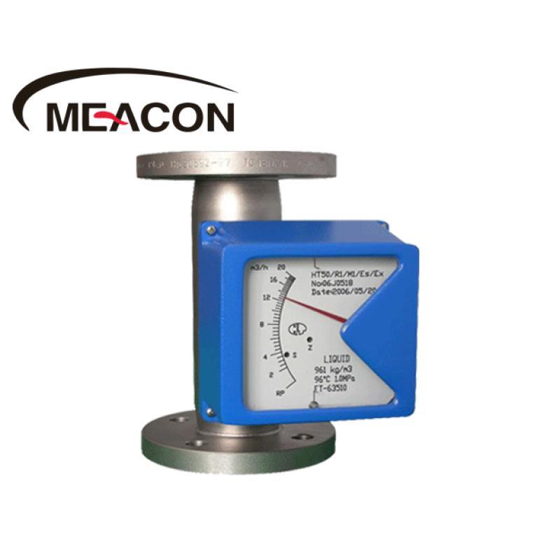 美控MIK-LZ型金属管浮子流量计 金属管转子流量计 防腐流量计