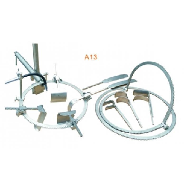 肾脏泌尿手术牵开器 (多圆盘 JB A13)