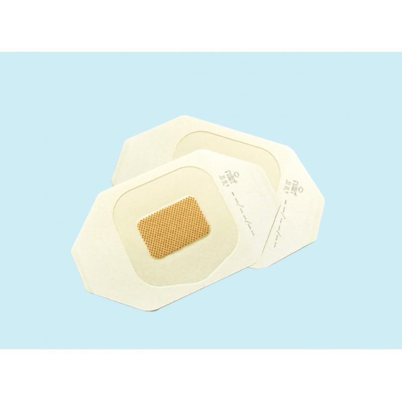 婴儿透明敷料留置针贴,透气阻菌