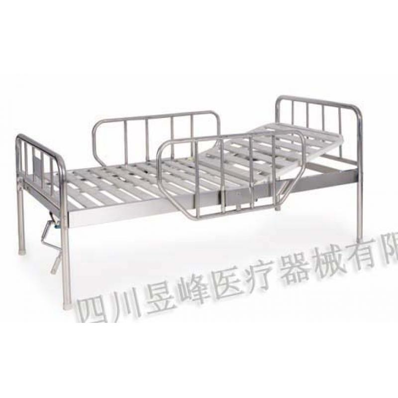 YC-078B手动单摇病床Manual single-rocking bed