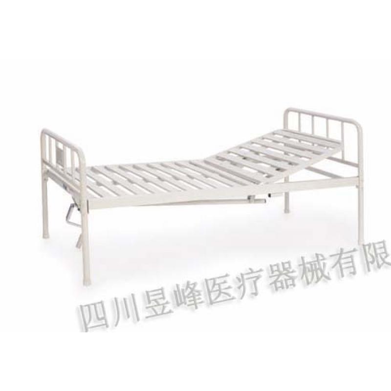 YC-076T手动单摇病床Manual single-rocking bed