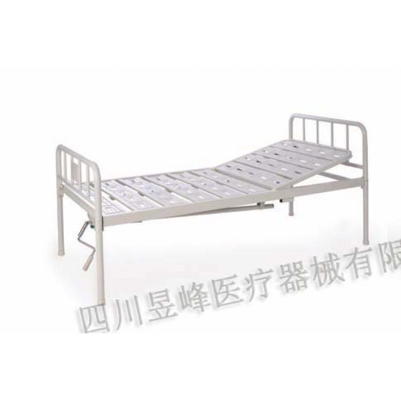 YC-074T手动单摇病床Manual single-rocking bed