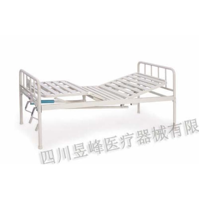 YC-018T手动双摇病床Manual dual-rocking bed