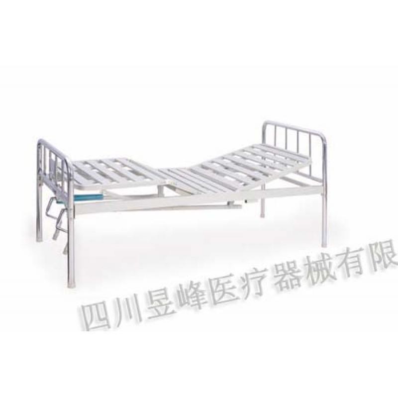YC-018B手动双摇病床Manual dual-rocking bed