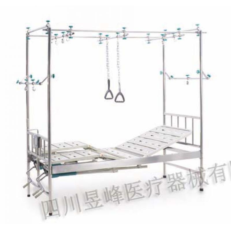 YC-069手动四摇骨科牵引床Manual four-rocking orthopedic traction bed