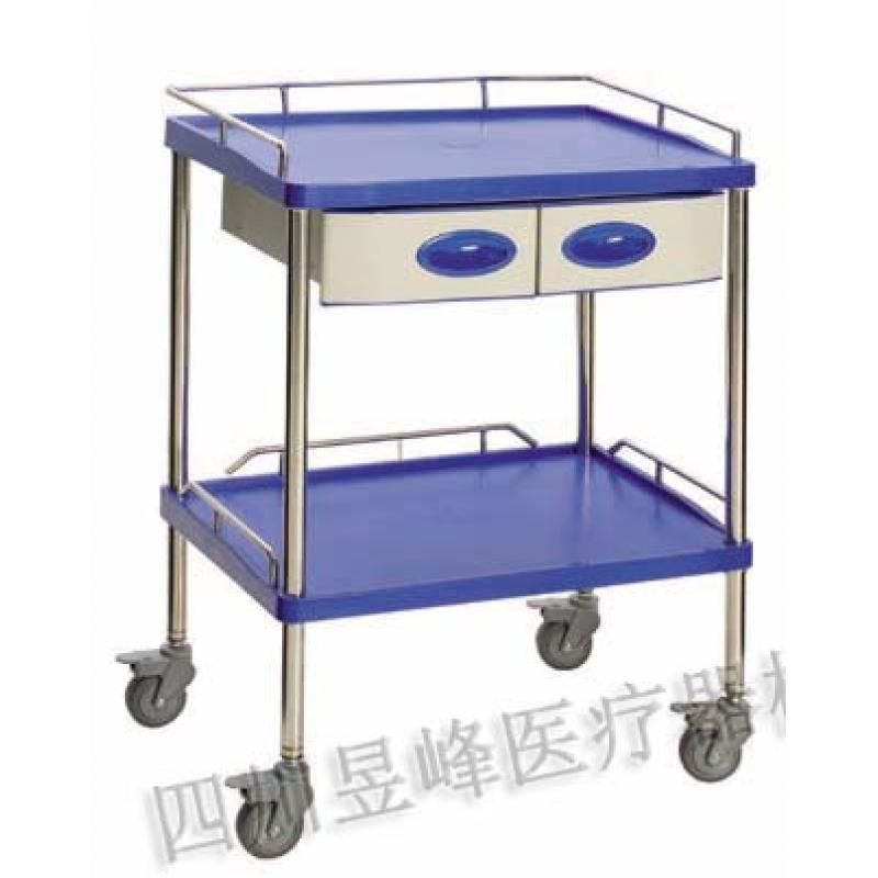 YT-039 ABS台面换药车 ABS dressing table Cart
