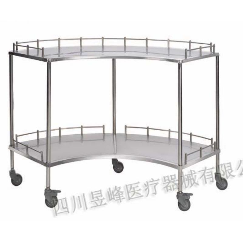 YT-024B扇形器械台 Fan-shaped Equipment table