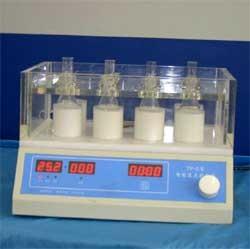 药典YB-P6智能透皮试验仪 搅拌调速范围:100-800r.p.m