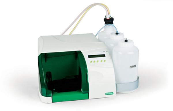 美国伯乐Bio-rad 1575洗板机 12道洗头 96孔板清洗