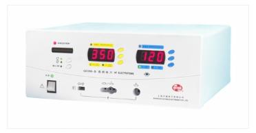 沪通 大功率单极高频电刀GD350-D