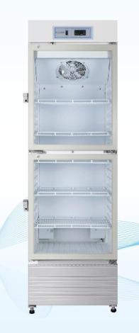 海尔 2~8℃药品保存箱HYC-356/立式双门356L医用冷藏箱/ 2~8度冰箱