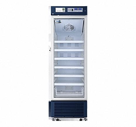 海尔2~8℃医用冷藏箱HYC-290/立式290L药品保存箱/单开门药品冷藏箱