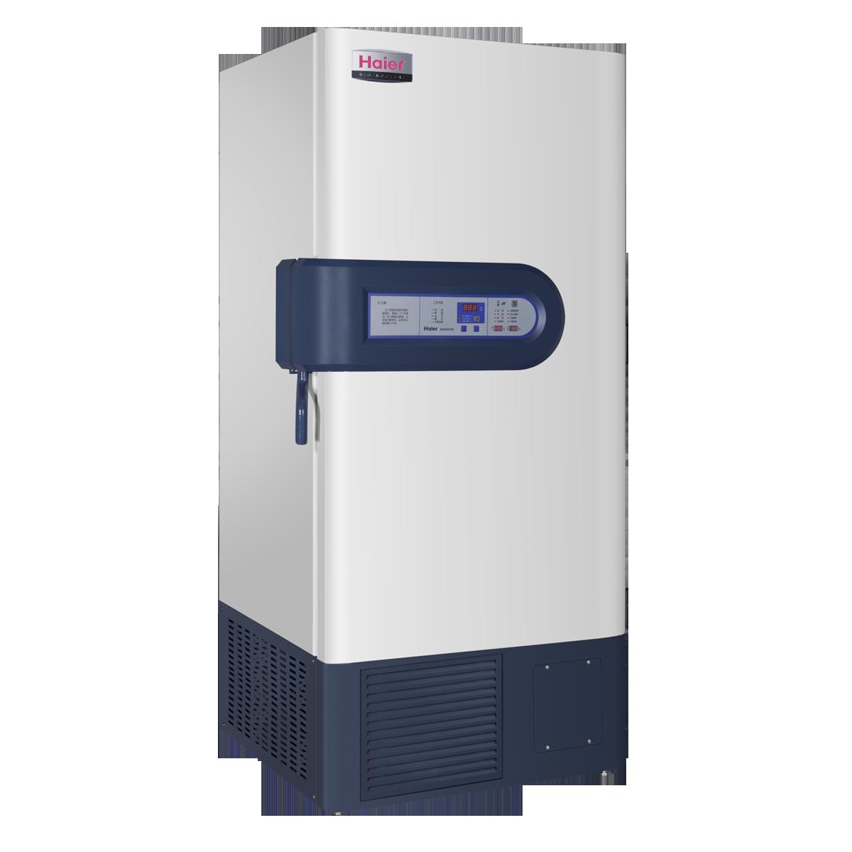 海尔 DW-86L486超低温保存箱/立式-86℃低温冰箱/486L医用保存箱