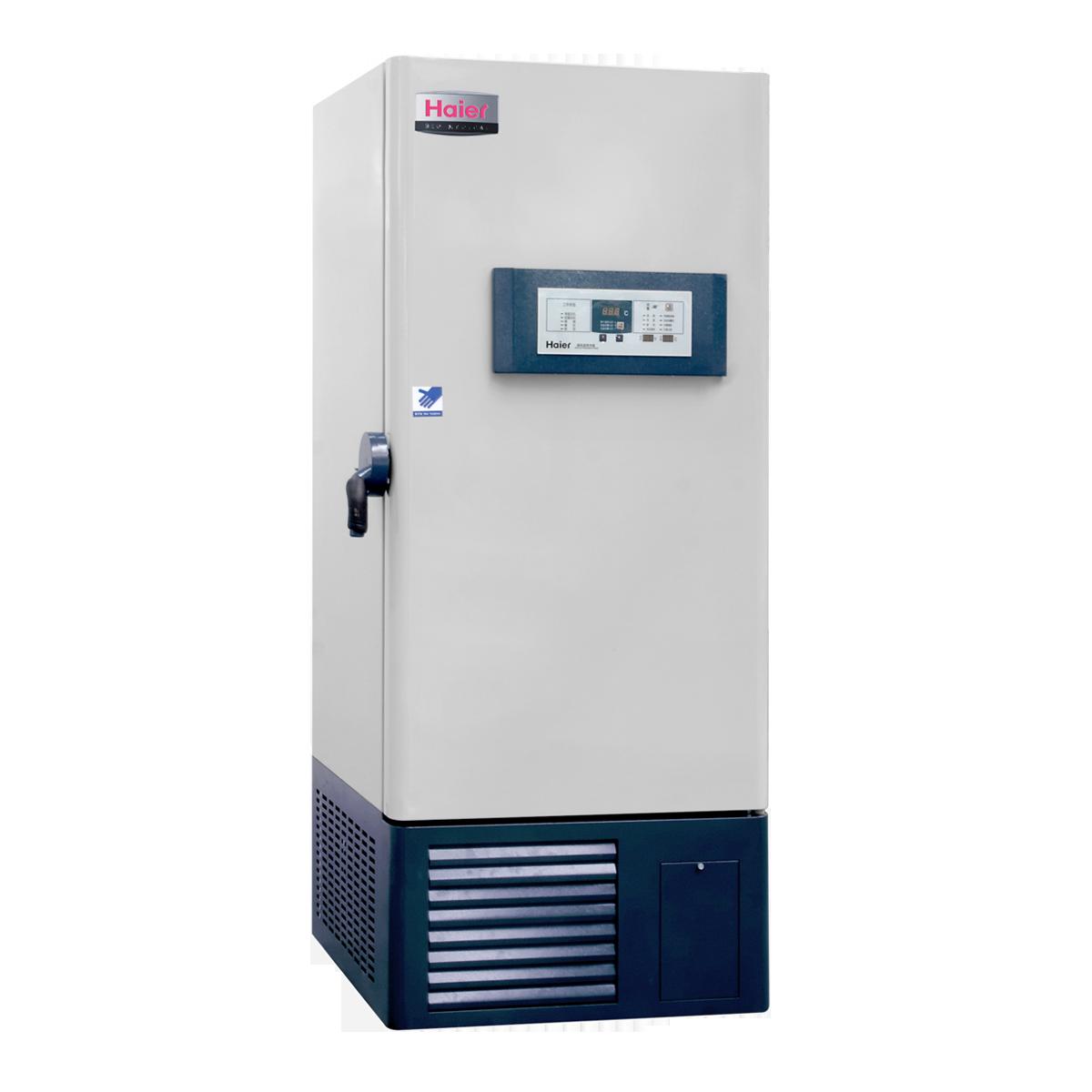 海尔-86℃超低温保存箱DW-86L388J/立式超低温冰箱/-86℃冰箱