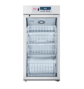 海尔4℃血液保存箱HXC-106/106L血库冰箱/4℃恒温冰箱/血液恒温冷藏箱