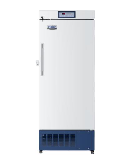 海尔-40℃低温保存箱DW-40L278 立式278L低温冰