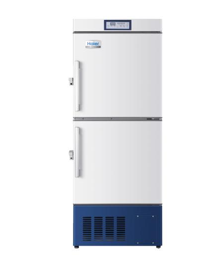 海尔-40℃低温保存箱DW-40L508 立式508L低温冰