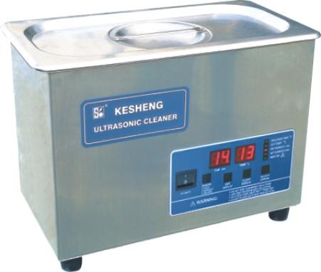 海曙科生小型超声波清洗机KS-120EI/EII,3L