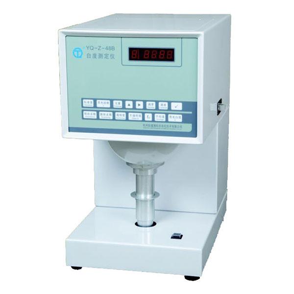 博科YQ-Z-48B台式白度测定仪