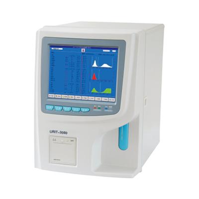 桂林优利特URIT-3080三分类全自动血细胞分析仪