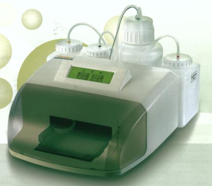 凯特  KWP-100A 双通道洗板机   有完备的管道冲洗功能