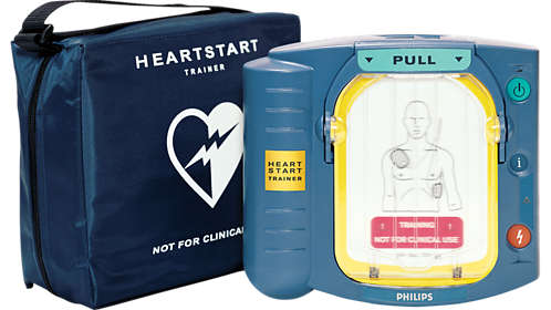 飞利浦 HeartStart HS1训练机 (自动体外除颤器
