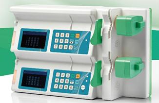 柏威 350i 双通道注射泵 方便临床使用