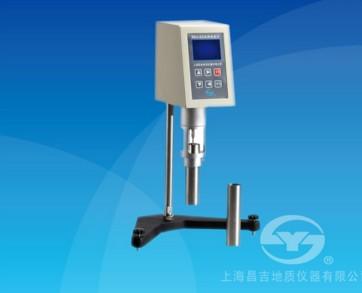 上海昌吉 NDJ-5S旋转粘度计 数字式旋转粘度分析仪