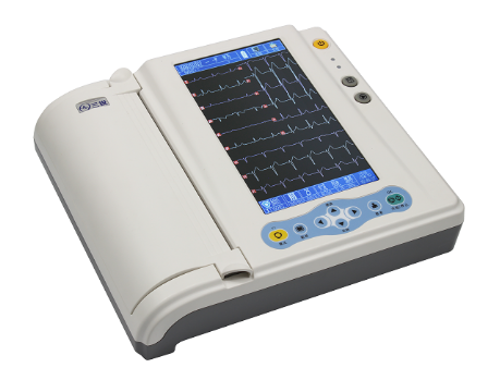 ECG一5518G高性能全数字十五道心电图机