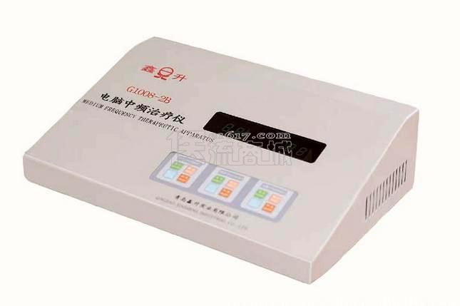 鑫升 G1008-4B电脑中频治疗仪 温热功能
