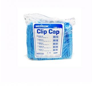 麦迪康/MEDICOM 条形帽 蓝色